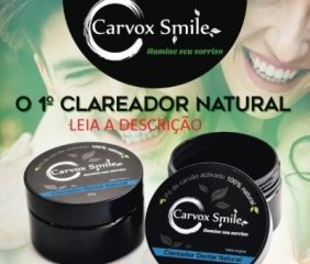 Clareador Dental Carvox Smile
