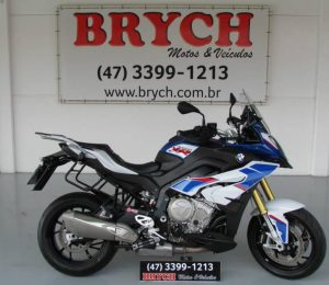 Bmw - S 1000 Xr  Tricolor Abs 2018/2018