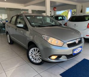 Fiat - Grand Siena  Siena Essence Dual. 1.6 Flex 16v 2012/2013