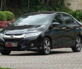 Honda - City  1.5 Ex Cvt 2014/2015