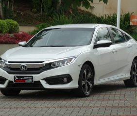 Honda - Civic  Exl Cvt 2017/2017